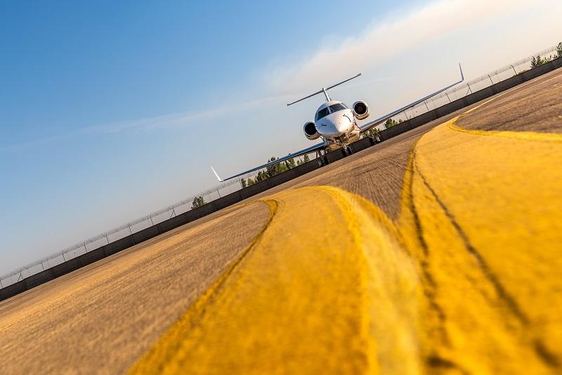 Влияние погоды на полет частного самолета