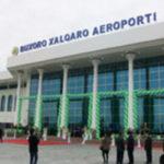 {:bg}В летищните Бухары въведен в експлоатация нов терминал