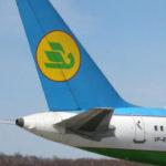 """{:sq}Air të kompanisë """"Uzbekiston Havo Yullari"""" në vitin 2011, transportohen në 2.32 milion pasagjerë"""