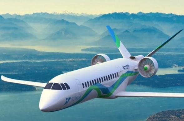 К 2022 году оператор JetSuite запустит в рейсы гибридные электросамолеты