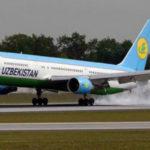 {:ru}Авиакомпанию Uzbekistan Airways не пускают в Киев
