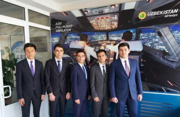 Авиакомпания Uzbekistan Airwaysначала самостоятельную подготовку пилотов