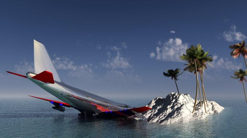 Выживание во время и после авиакатастрофы