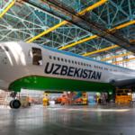 {:sk}Služieb Uzbekistan Dýchacích ciest, Technika dostala povolenie pre Boeing 737