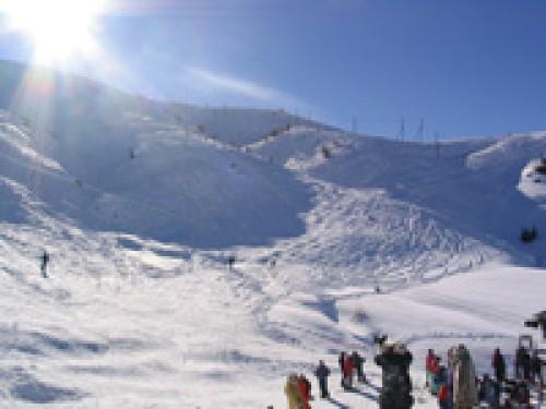 Вертолетный тур Узбекистан горнолыжный. Теплый снег Узбекистана