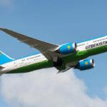 {:ru}Uzbekistan Airways оборудует самолеты системой развлечений от Panasonic