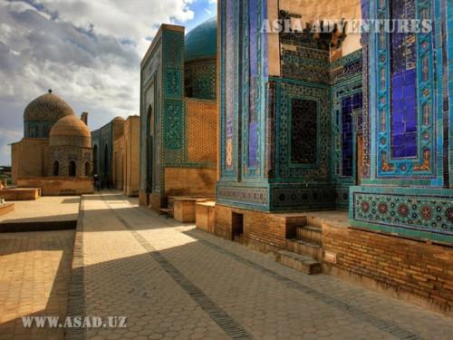 Вертолетный тур Узбекистан - Восточная сказка