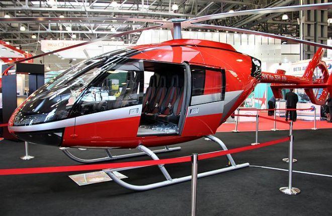 {:ru}Третий образец вертолета Kopter SH-09 поднимется в небо уже в июле{:}{:uz}Kopter SH-09 вертолётининг учинчи намунаси июлдаёқ осмонга кўтарилади{:}