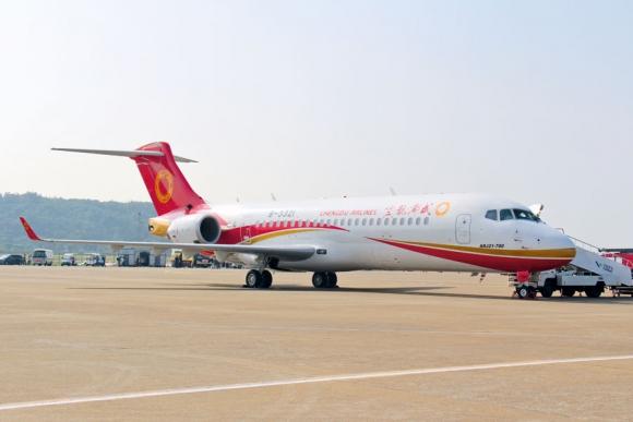 Компания COMAC намерена создать грузовую версию ARJ21-700