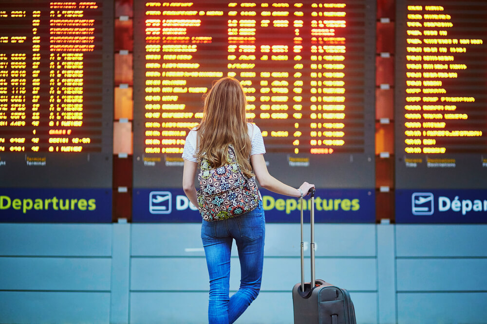 Авиапассажирам нужно больше интерактивной информации о рейсе