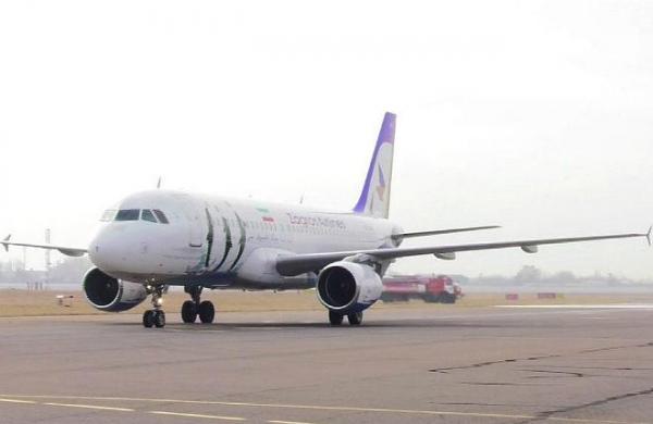 Иранская Zagros Airlines приступила к полетам в Ташкент