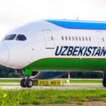 {:da}Uzbekistan Airways Technics afsluttet sit første C-check af Boeing 787
