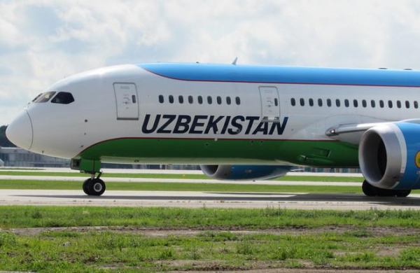 Авиакомпания Uzbekistan Airways нарастила пассажироперевозки и флот
