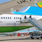 {:ru}Uzbekistan Airways начала эксплуатацию третьего Boeing 787 с рейса в Москву