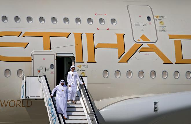 Стратегия развития Etihad Airways до сих пор не ясна