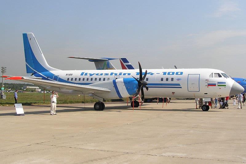 Ил-114-100 – модификация для пассажиров