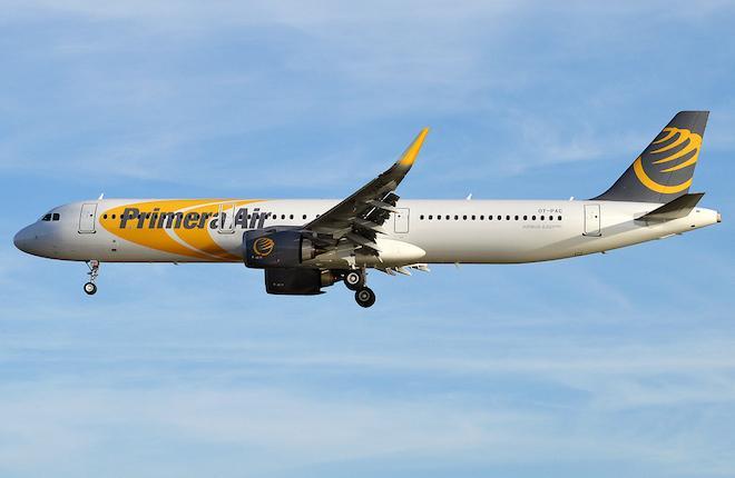 Прекратили полеты четыре европейских авиаперевозчика