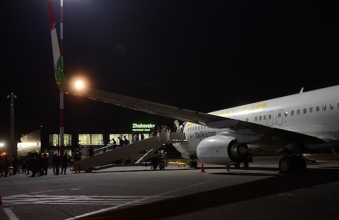 Авиаузел Жуковский демонстрирует рост объема пассажирских перевозок